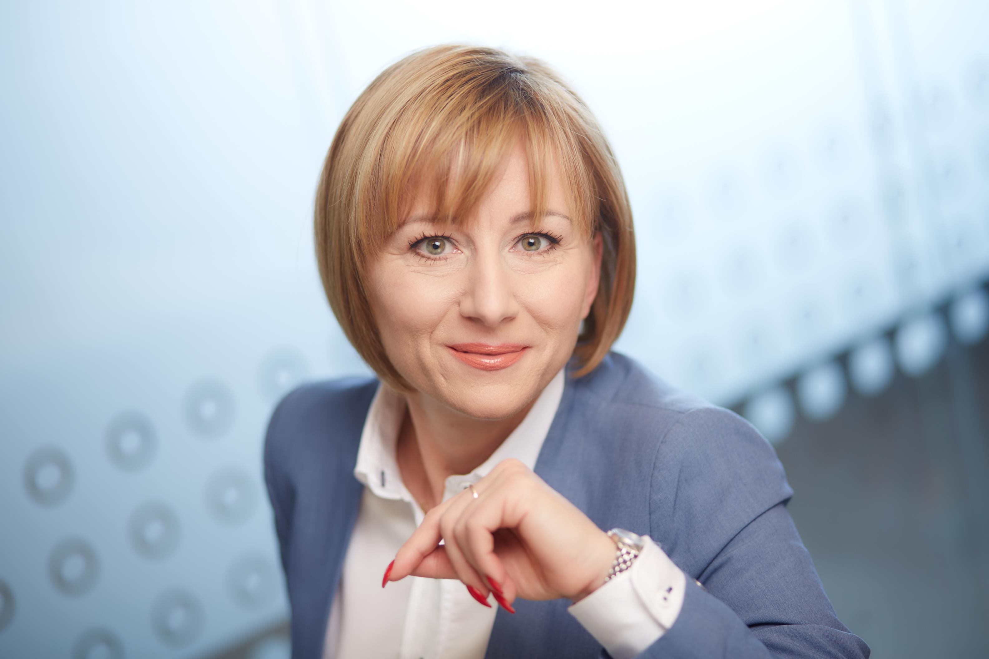 Karolina Szmidt nową Prezes Zarządu Henkel Polska