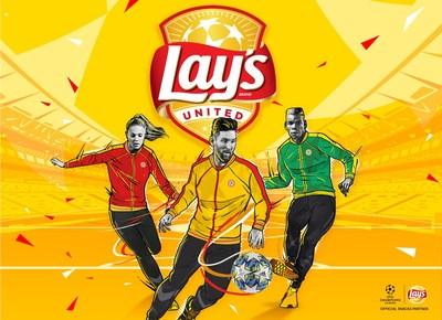 Lionel Messi, Paul Pogba i Lieke Martens w kampanii Lay's