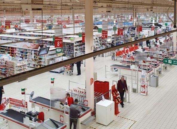 Auchan zamyka dwa sklepy w Polsce