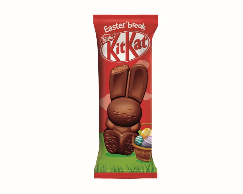 Czas na Wielkanoc, a wraz z nim czas na KitKat