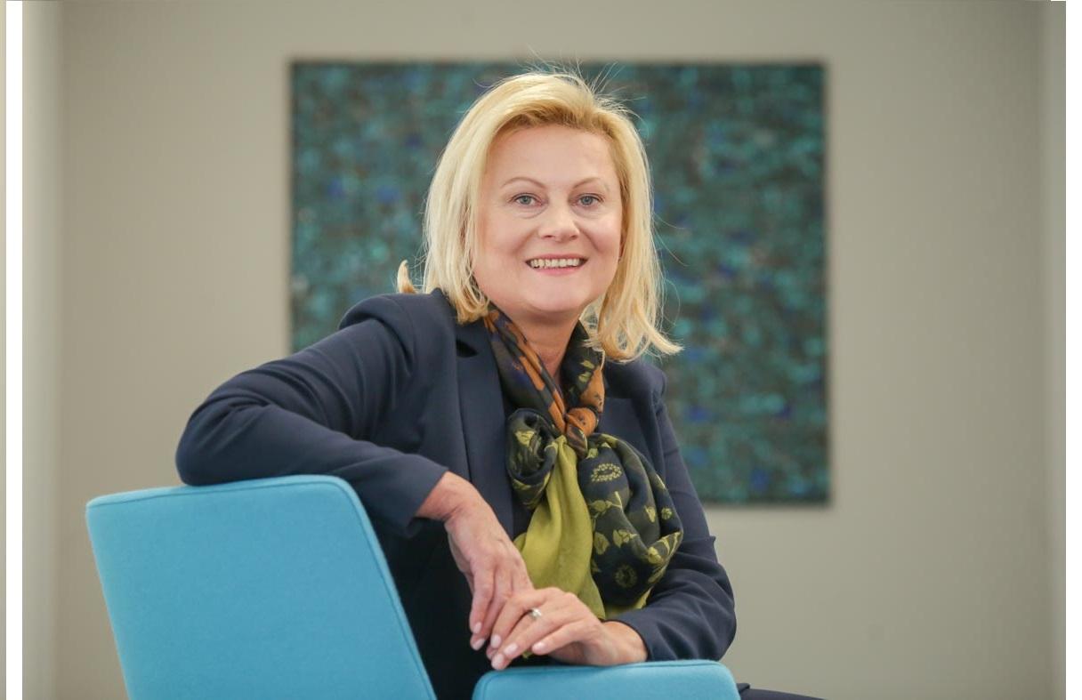 Renata Juszkiewicz o planach pomocy przedsiębiorcom