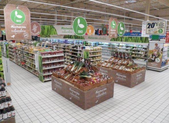 Auchan liderem rankingu dostępności produktów roślinnych