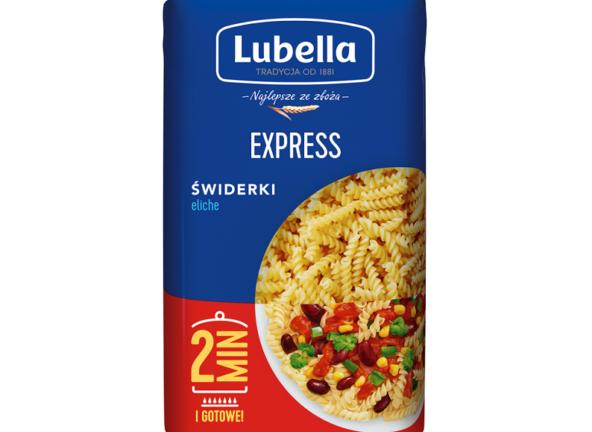 Nowe makarony Lubelli gotowe w 2 minuty