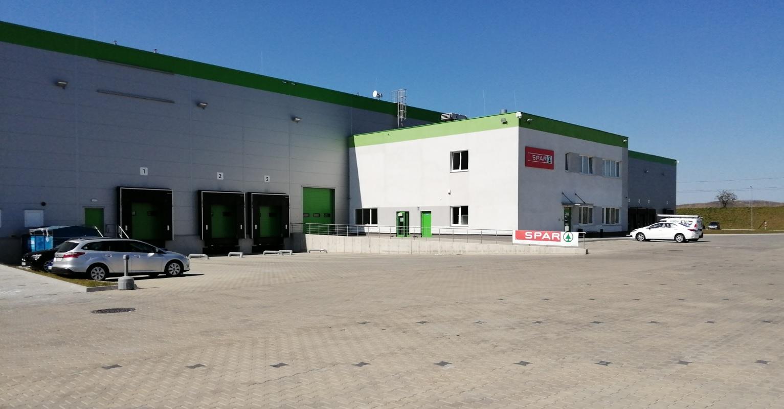 SPAR uruchomił centrum logistyczne w Czeladzi