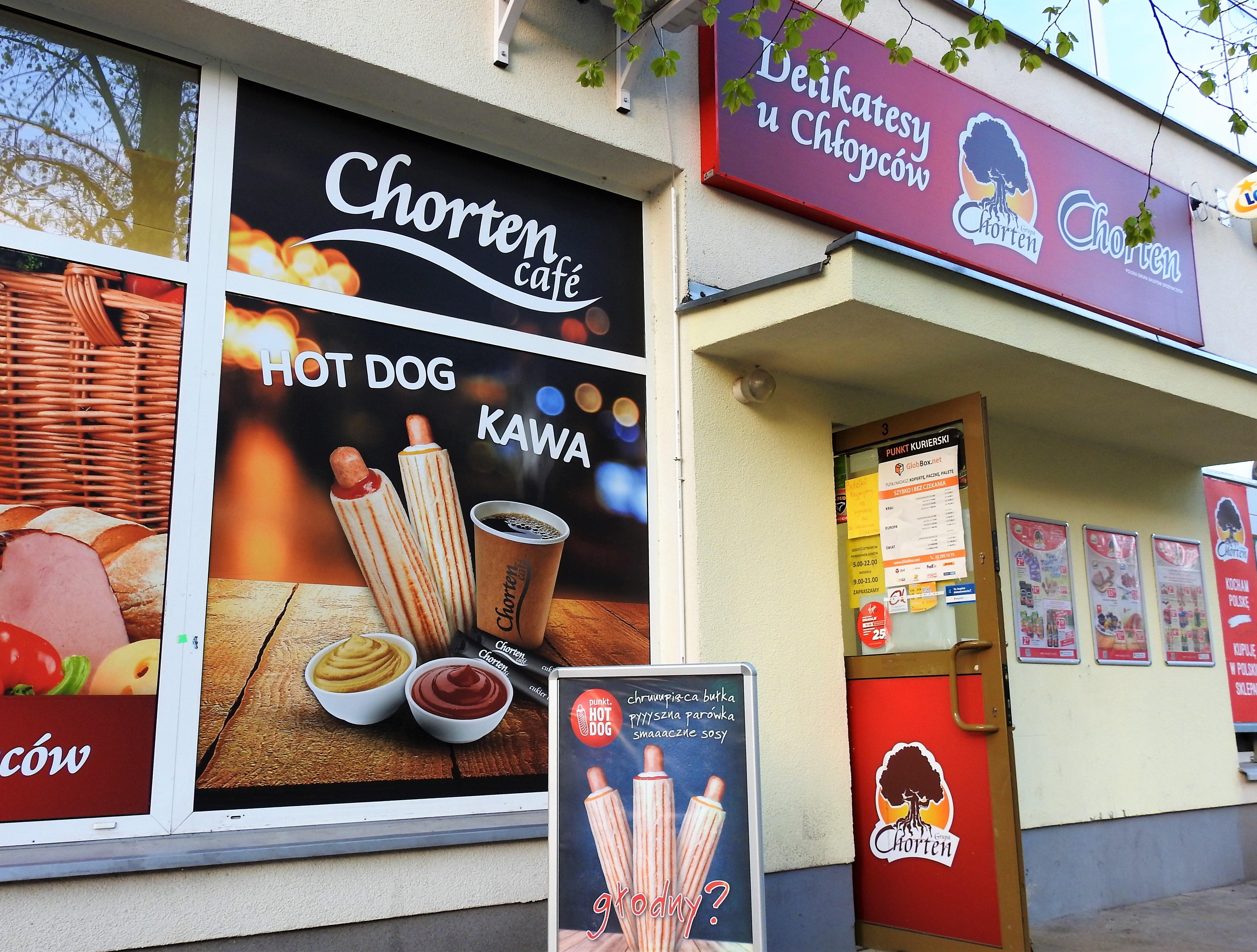 Wspólny koncept sklepów Grupy Chorten i REN