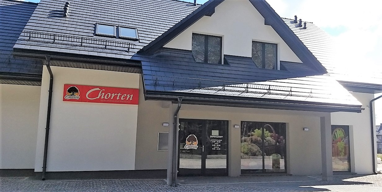 Nowe sklepy Grupy Chorten