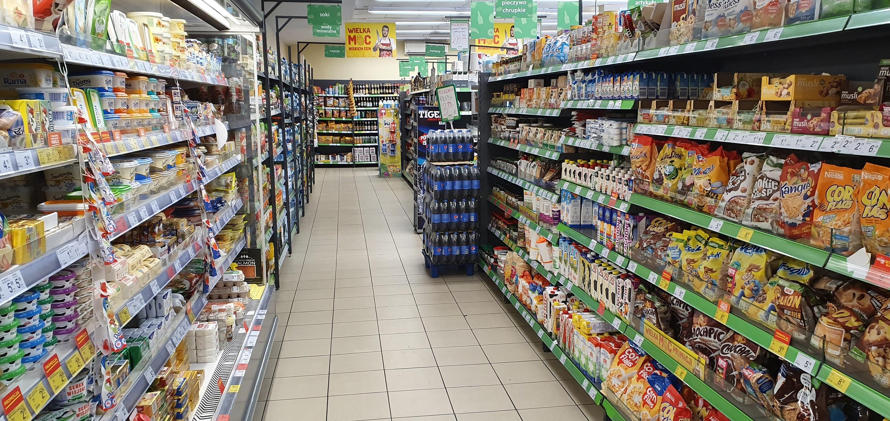 """Relacja Poradnika Handlowca"""" ze sklepów FMCG w Polsce (07.04)"""