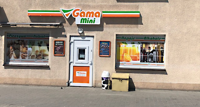 Gama Mini w Dobrczu otwarta