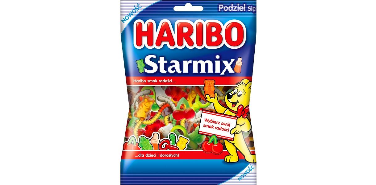 HARIBO Starmix  – wybierz swój smak radości