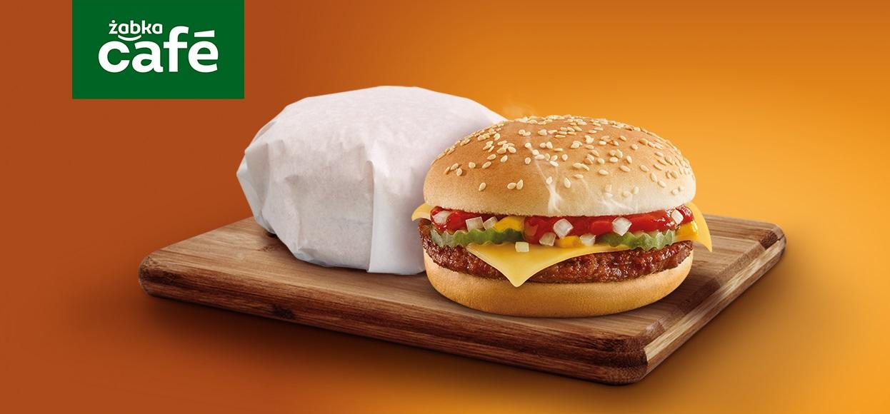 Cheesburger z Żabki