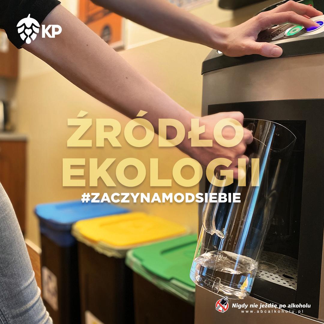 """W """"Dniu bez śmiecenia"""" włącz postawę przyjazną środowisku z Kompanią Piwowarską i Rekopol"""
