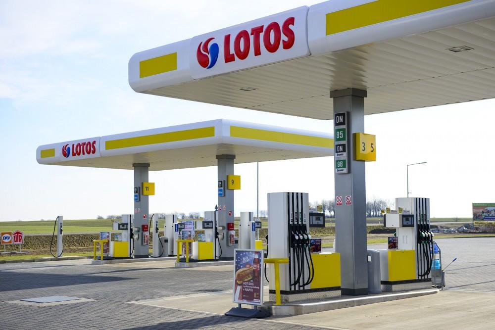 Nowa stacja paliw LOTOS w Szczecinie