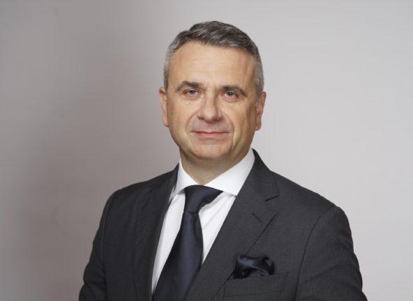 Robert Rękas: