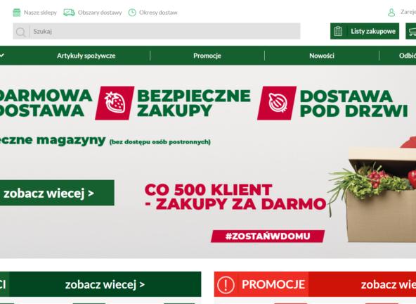 Top Market wzmacnia kanał e-commerce