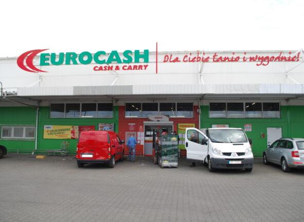Grupa Eurocash i EBOiR zawarły umowę kredytową