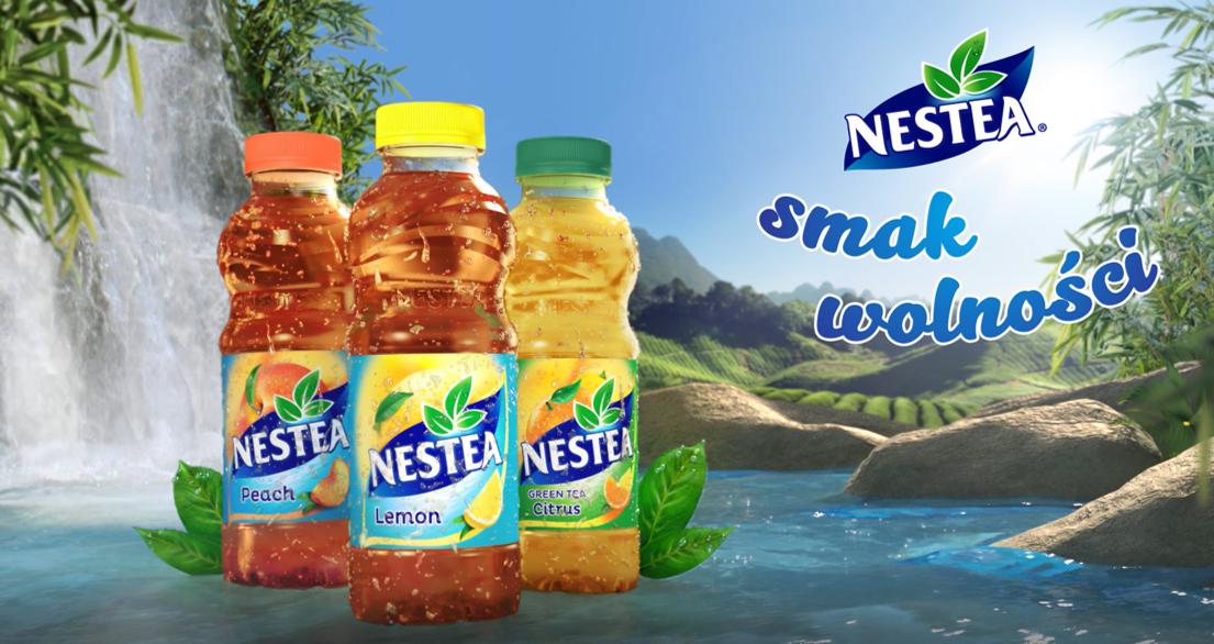 Kampania Nestea: Tak smakuje wolność