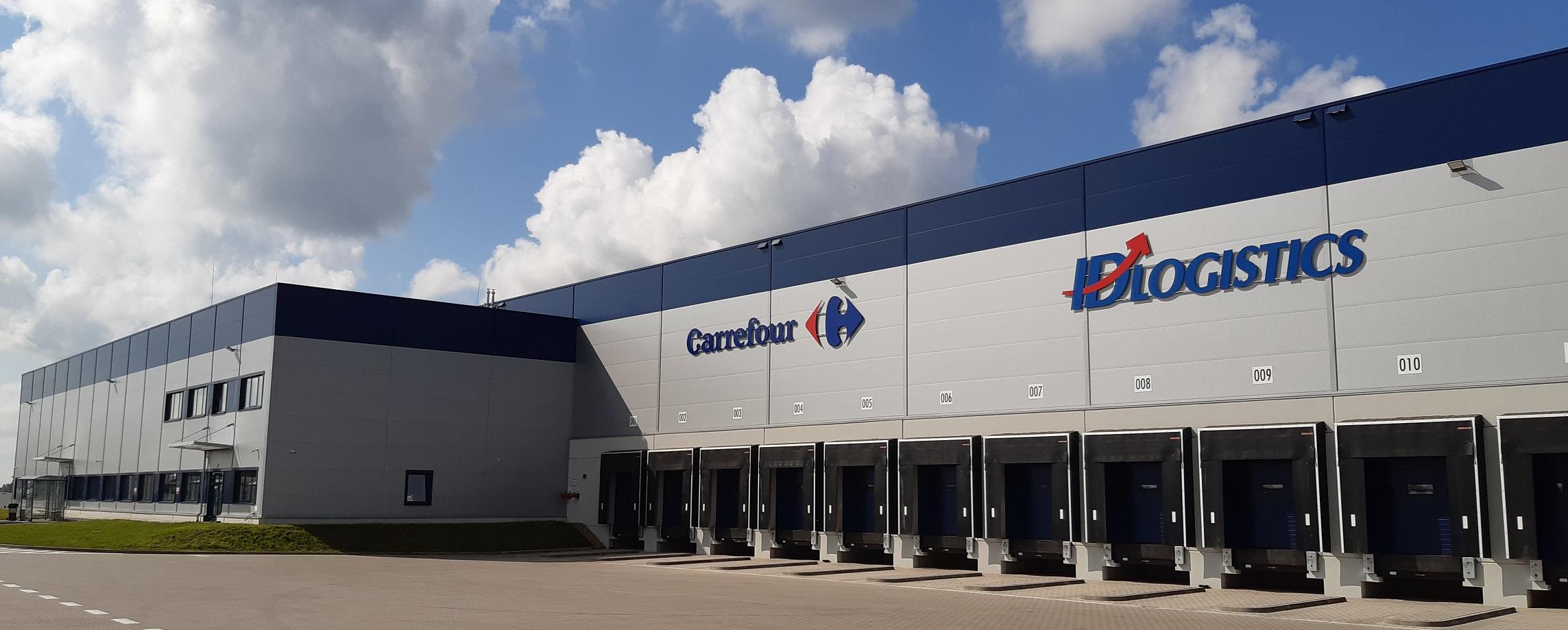 ID Logistics rozszerzy zakres współpracy z Carrefour