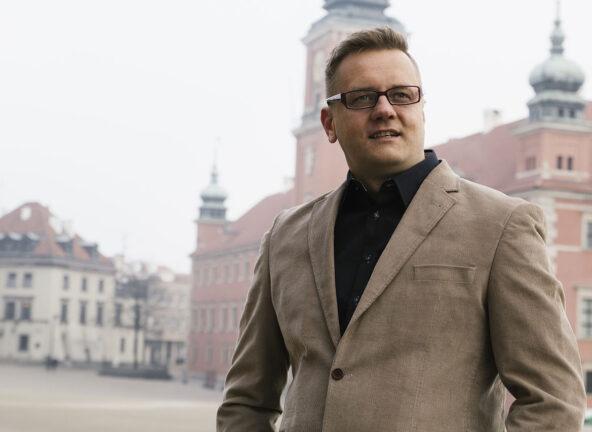 Paweł Tanajno: Są z nami handlowcy i restauratorzy