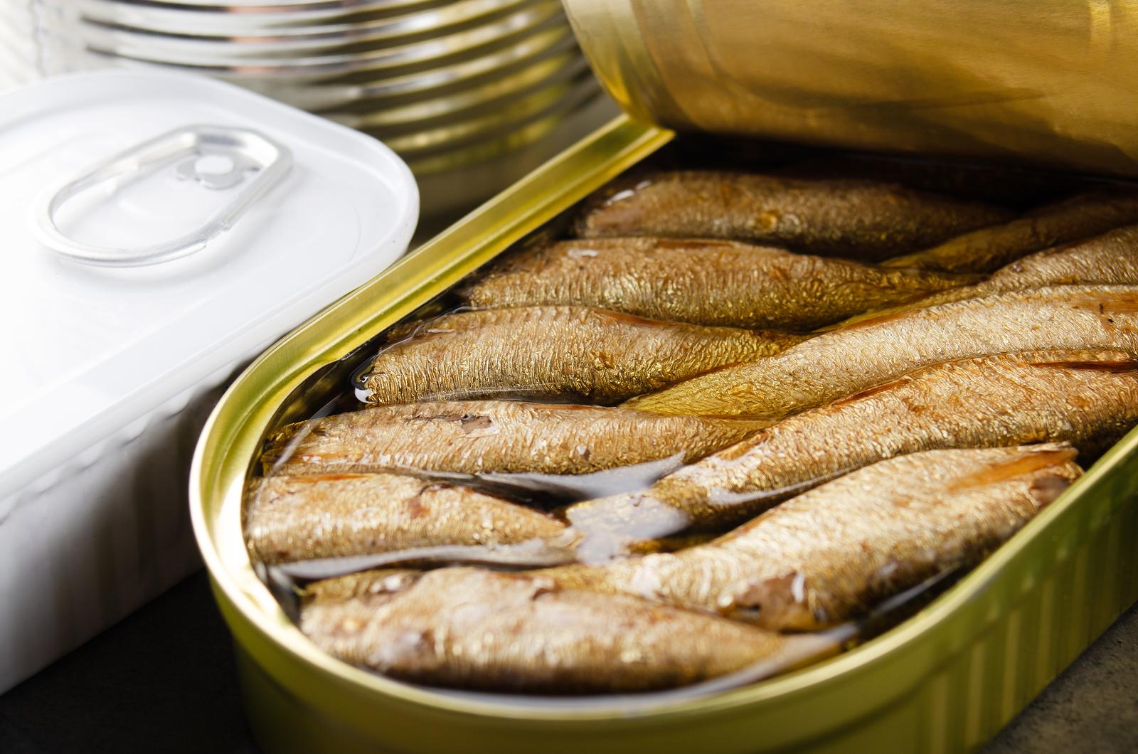 Rośnie popyt na rybne produkty konserwowe i mrożone