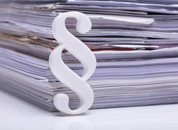 Dane z sądów: Jest mniej wniosków o ogłoszenie upadłości