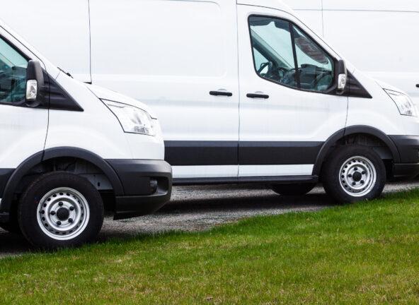 Sprzedaż samochodów dostawczych w maju