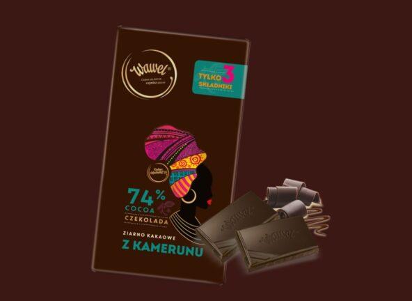 Nowość od Wawelu – czekolada tylko z trzech składników