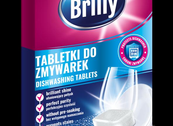 Tabletki do zmywarki All in One