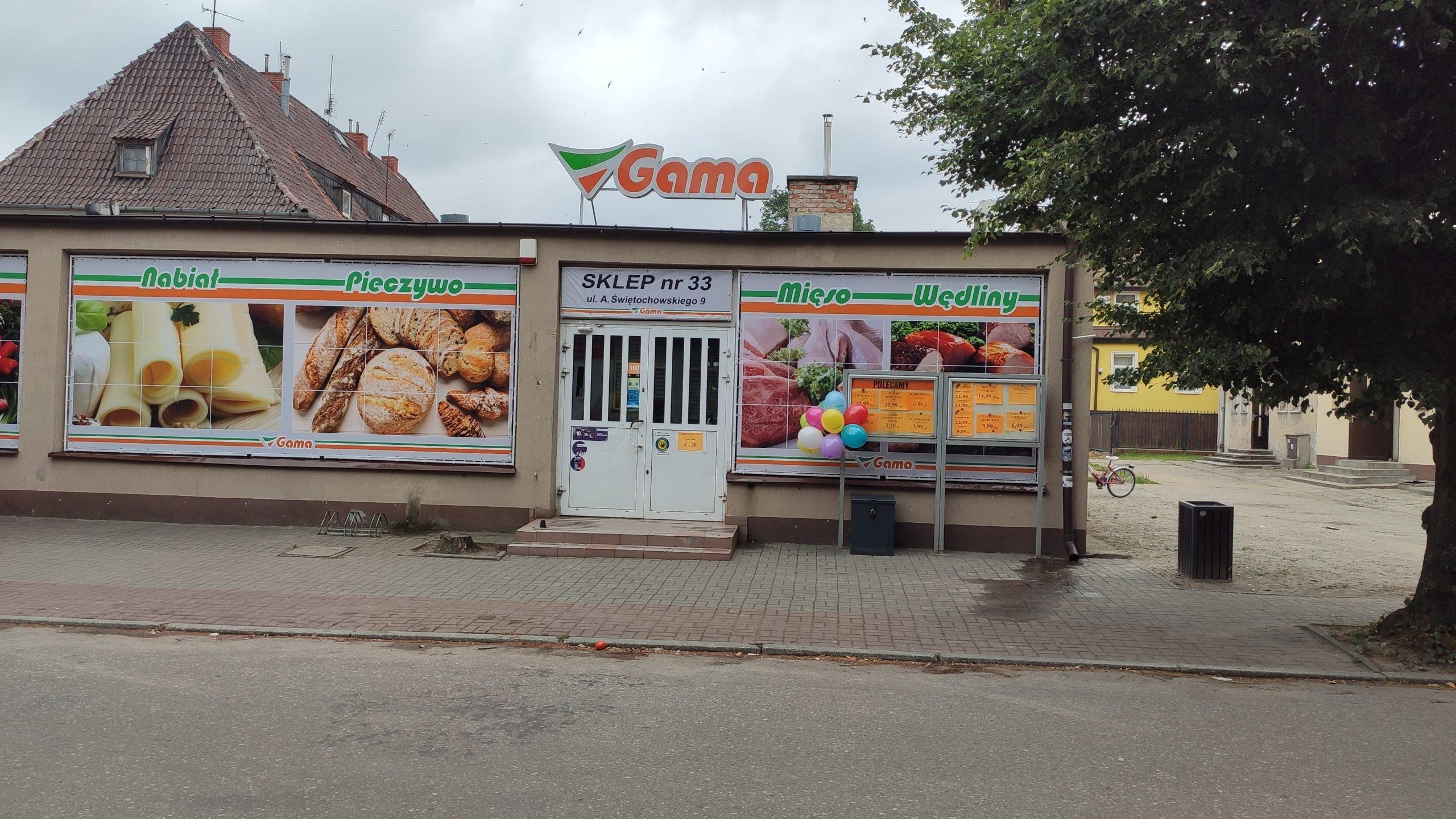 Nowa Gama w Ciechanowie