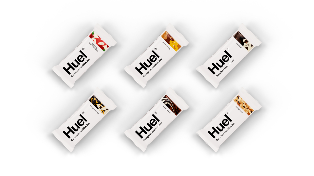 Huel wprowadza pierwszy wegański baton z białą czekoladą