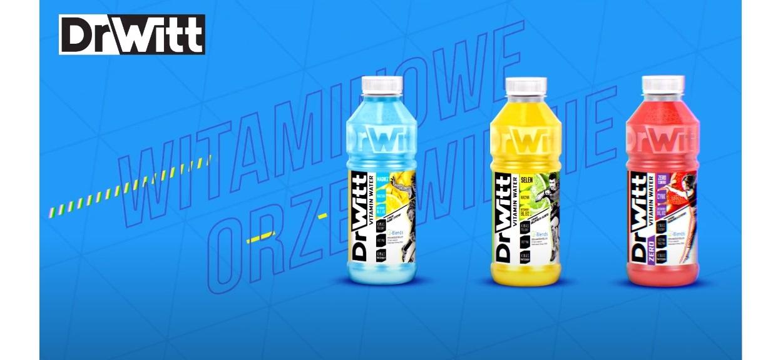Uwolnij WITTaminy z DrWitt Vitamin Water