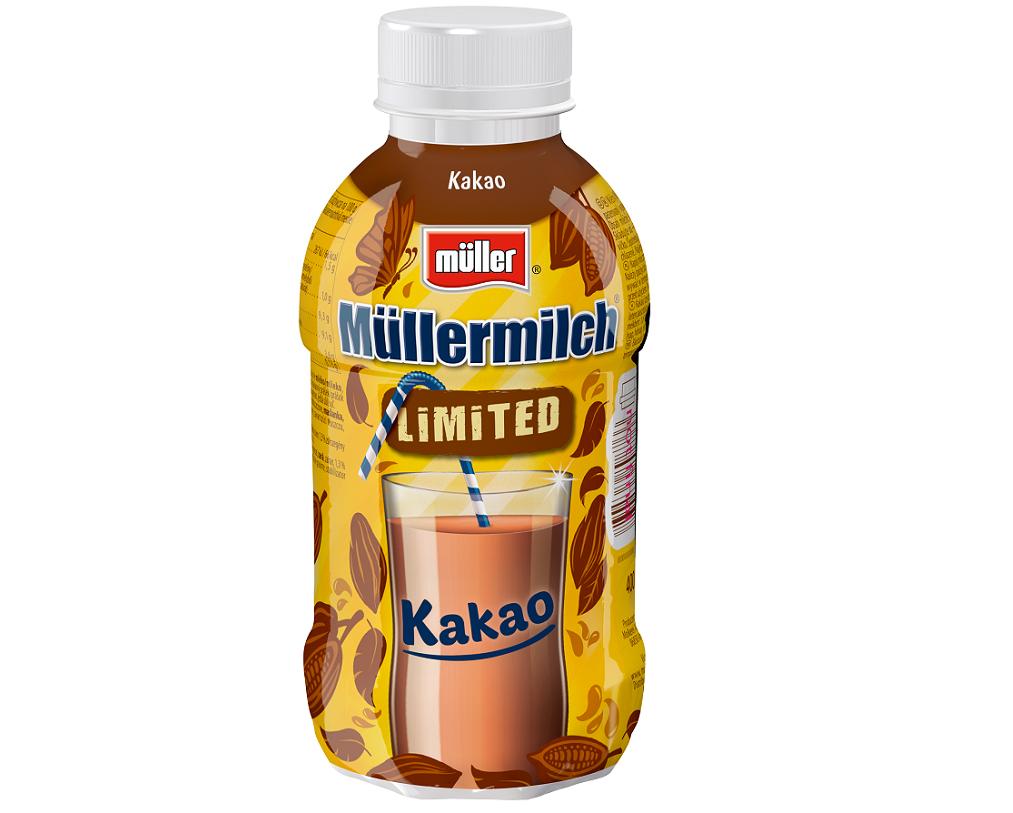 Müllermilch Kakao- powrót do pyszności