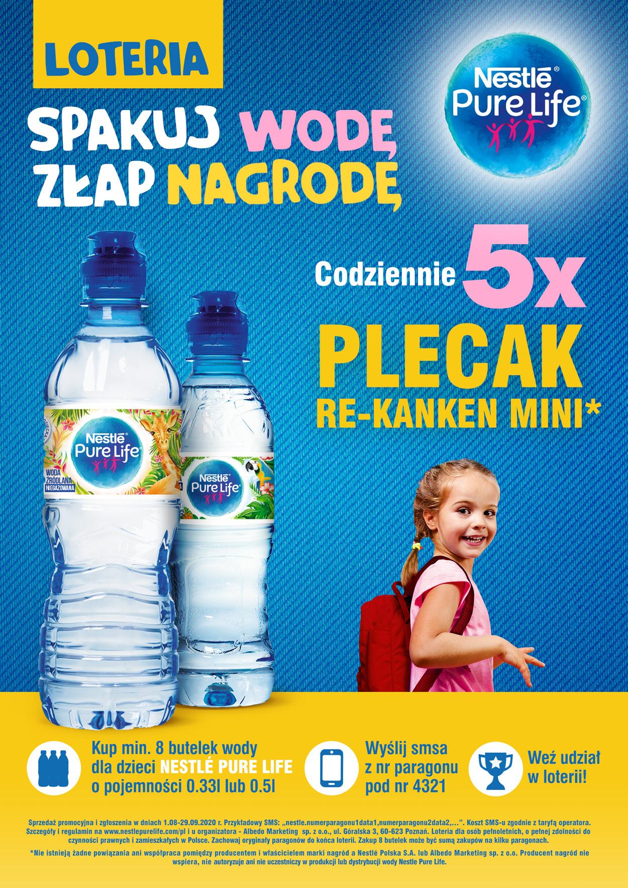 Loteria Nestlé Pure Life