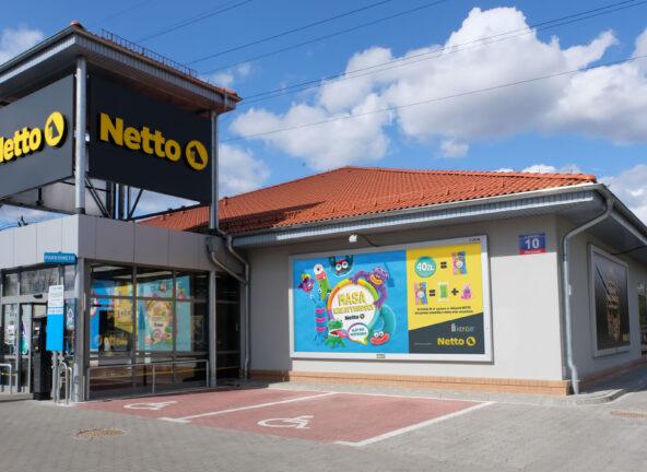 Tymczasowa decyzja UOKiK ws. przejęcia sklepów Tesco przez Netto