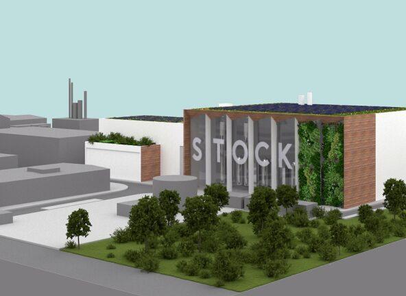 Nowa gorzelnia w zakładzie Stocka