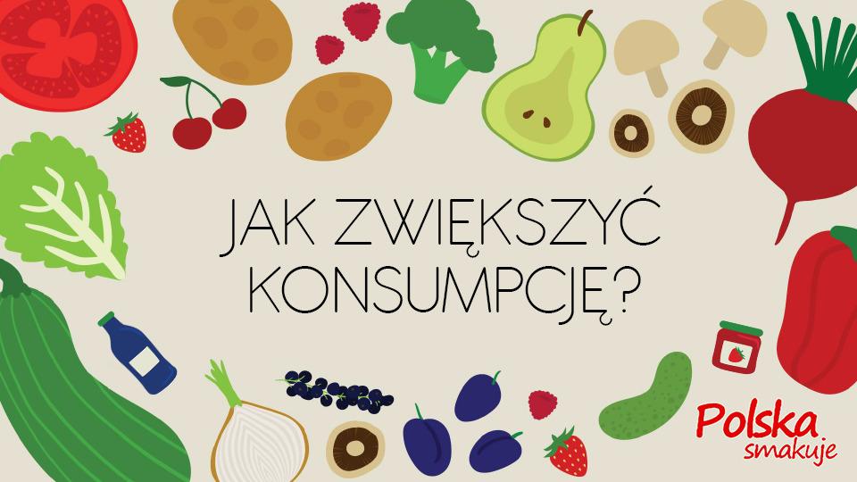 Jak najłatwiej zwiększyć spożycie warzyw i owoców?