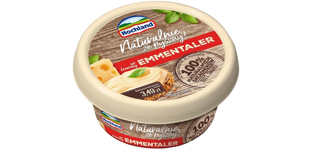 Hochland Naturalnie, że pyszny! – rewolucja w kategorii serów topionych