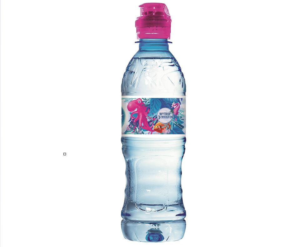 Nowość dla dzieci od Nestlé Pure Life