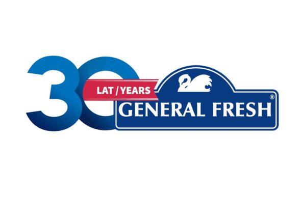 Firma Pol-Hun i jej marka General Fresh świętują 30-lecie