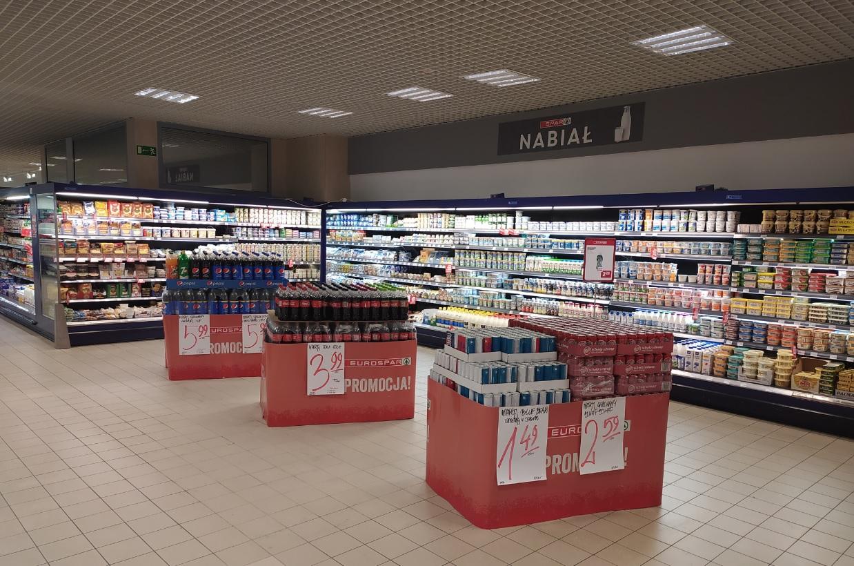 Kolejny sklep EUROSPAR w aglomeracji warszawskiej