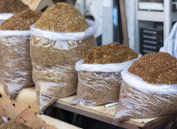 Wykryto kolejną nielegalną fabrykę wyrobów tytoniowych