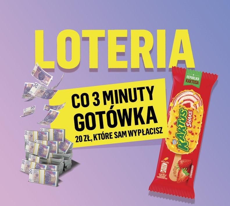 Loteria Kaktus Shake