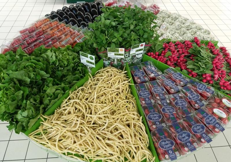 """Akcja Auchan """"Kupuj polskie"""""""
