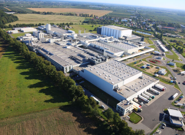 Rozbudowa fabryki Ferrero Polska