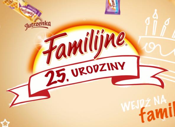 Wafle Familijne dzisiaj kończą 25 lat