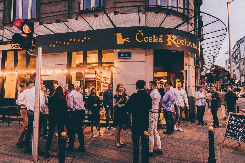Otwarto pierwszą restaurację Kozlovna w Warszawie