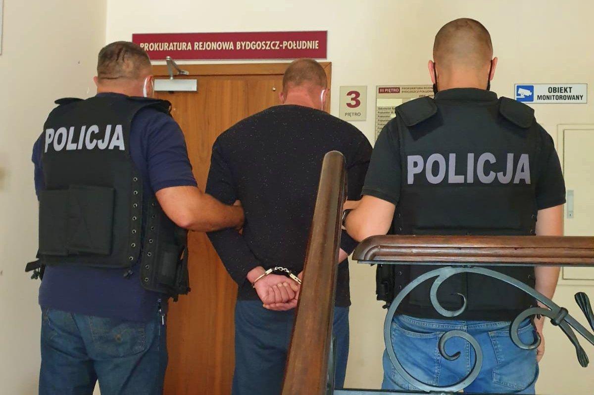 Mężczyzna aresztowany za pobicie ekspedientki