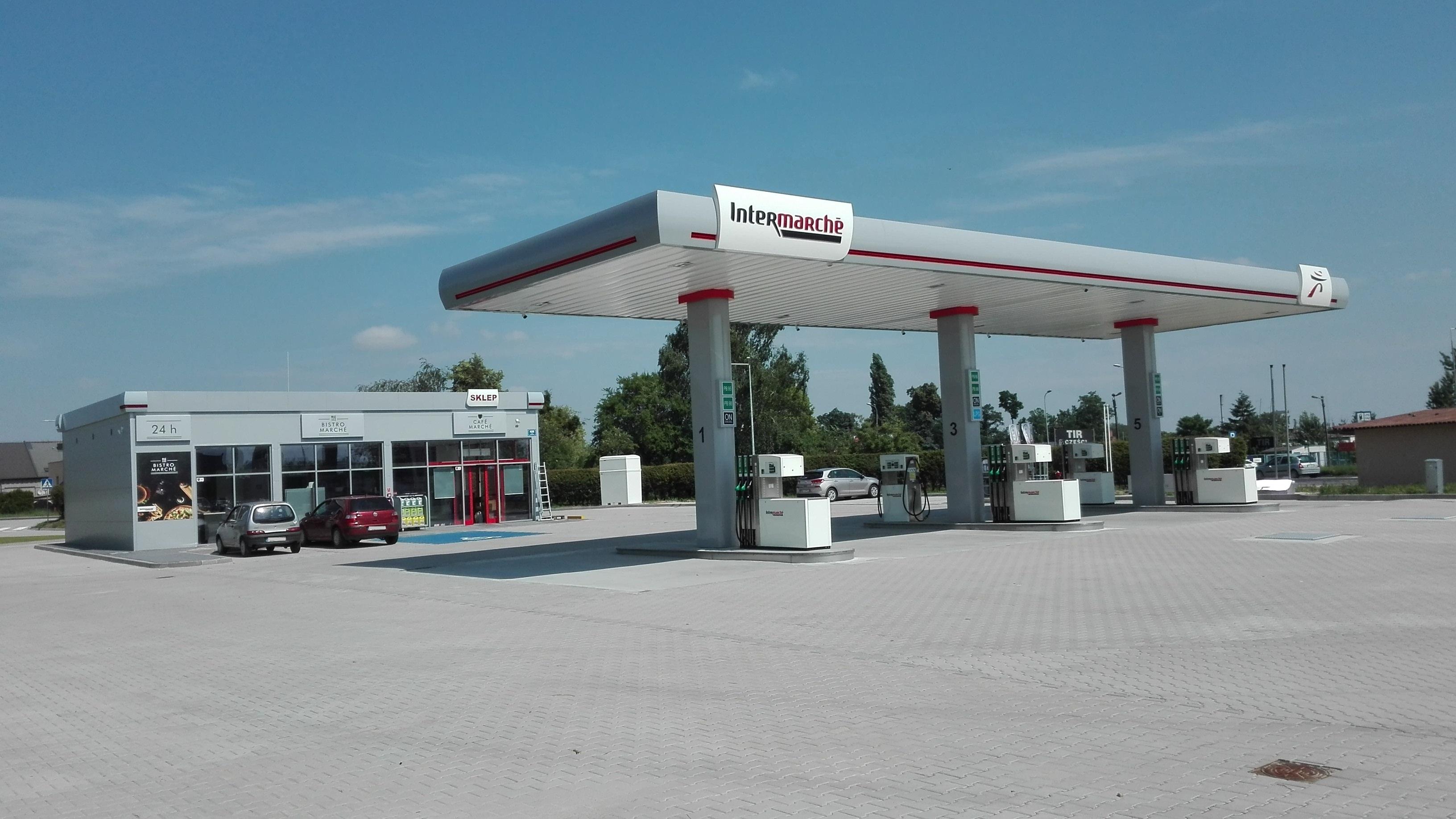 Intermarché ma już 68 stacji paliw