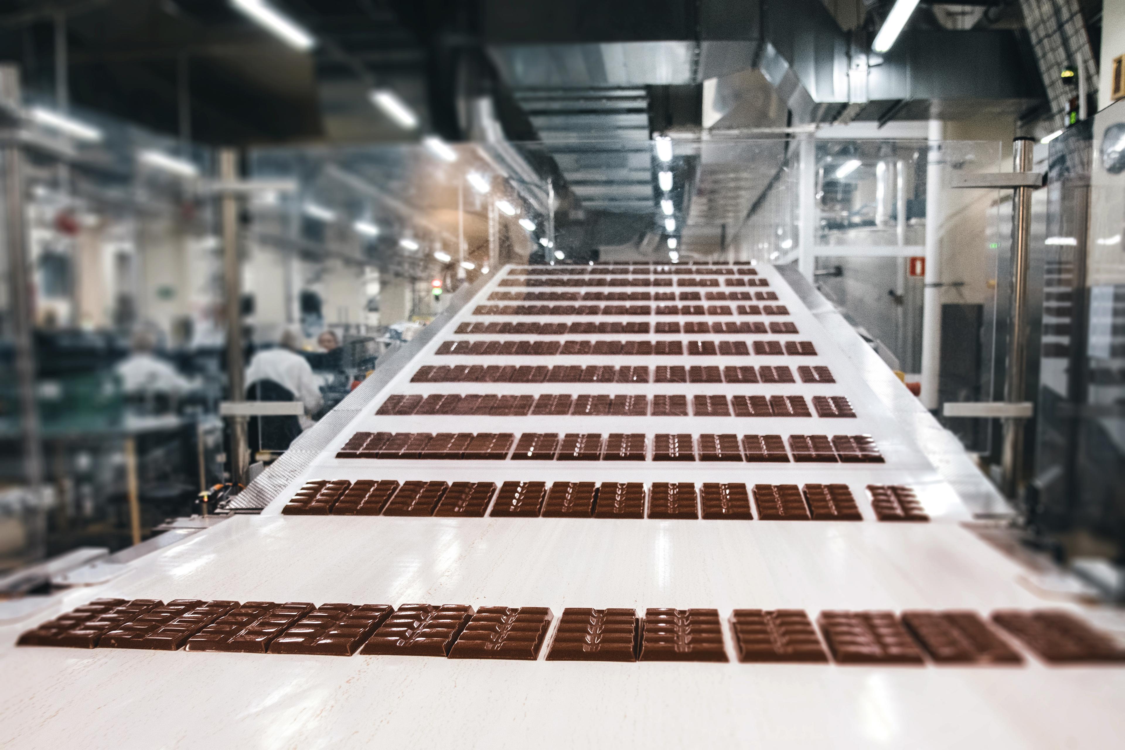 Rynek czekoladowy w nowej rzeczywistości
