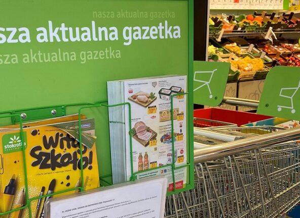 Podatek reklamowy uderzy też w supermarkety