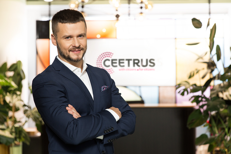 Marcin Matysiak na czele komercjalizacji Ceetrus Polska